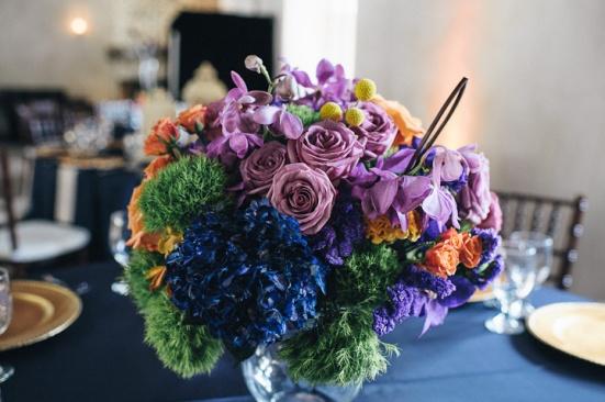 Medium table arrangement TPC Florist
