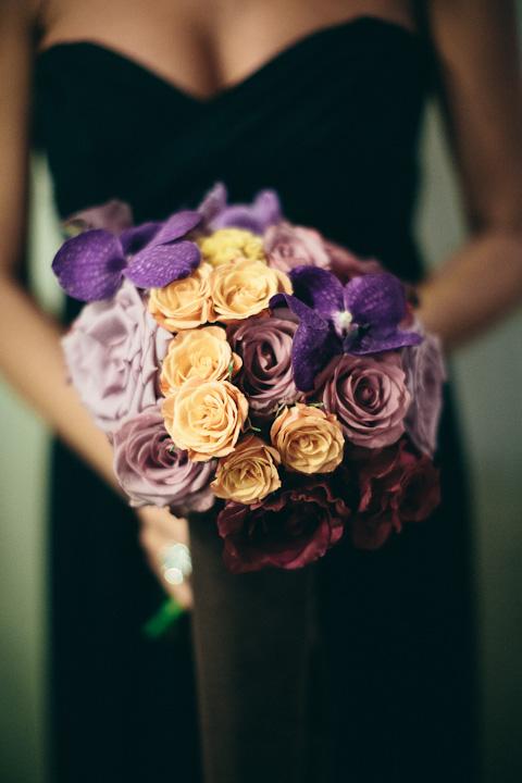 Bridesmaid Bouquet TPC Florist